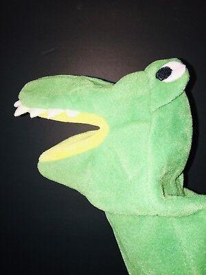 Used, Ally Alligator 🐊 Puppet BABY EINSTEIN Animals DVD Rare Legends Lore Original!! for sale  Phoenixville