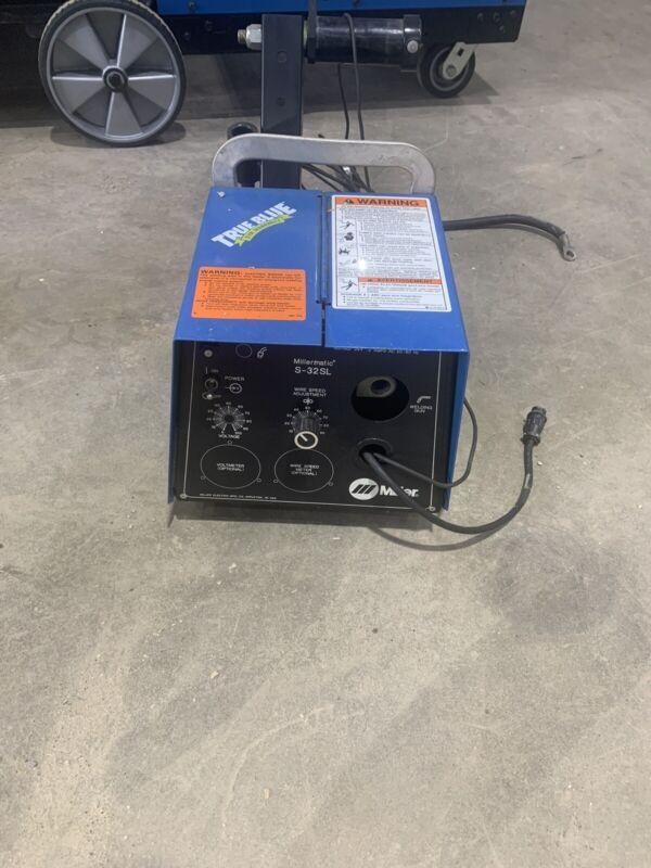 Miller S-32SL Wire Feeder Millermatic 109294