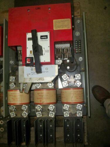 Thpc3640et1 Ge Hpc 4000a 3p 600v Switch Used E-ok
