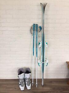 Women's ski package