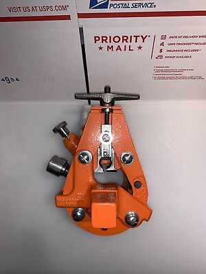 Victaulic Vg Vic-groover W Yoke For 2 Pipe Cut Grooving Tool Ridgid 300 700