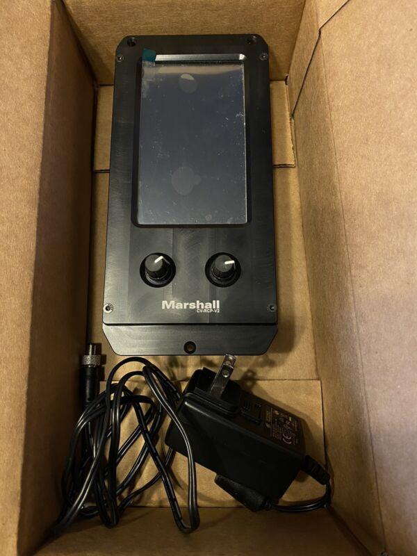 Marshall Electronics CV-RCP-V2 Touchscreen Multi-Camera Controller