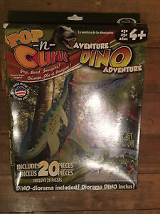 Pop N Curve Dino Adventure
