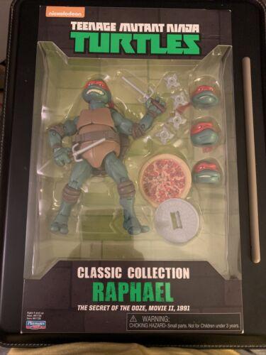 Teenage Mutant Ninja Turtles Raphael Secret Of The Ooze MOC Walmart - $19.99