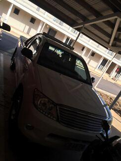 Toyota Hilux  Larrakeyah Darwin City Preview