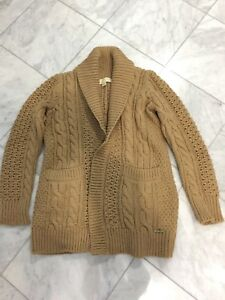 Michael Kors cardigan coat