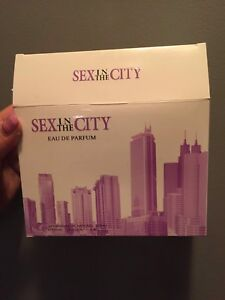 Sex and the city perfume