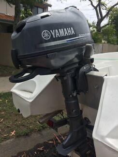 Wanted: Yamaha Outboard motor