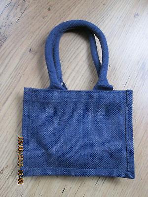 5x plain Small jute bags,5pcs. £7.49, Christmas discount](Discount Tote Bags)