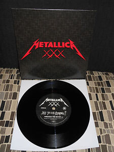 METALLICA-SO-WHAT-30TH-ANNIVERSARY-7-single-45rpm-BLACK-vinyl-SEALED