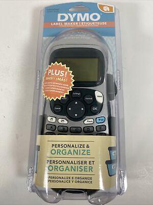 Dymo Letratag Handheld Portable Electronic Labeler Label Maker Machine Lt100h B2