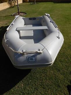 Quicksilver Inflatable with a Mariner 4 HP Outboard motor