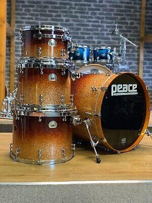 Peace Paragon Custom Maple Drum Kit Shell Pack #308