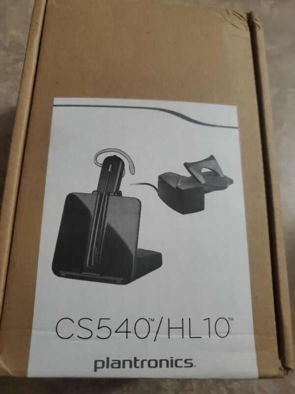 🔥 NEW Plantronics CO54 C054 Wireless Headset includes HL10 Lifter🔥