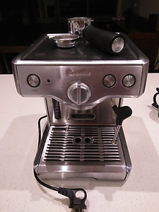 Breville Coffee Machine Hunters Hill Hunters Hill Area Preview