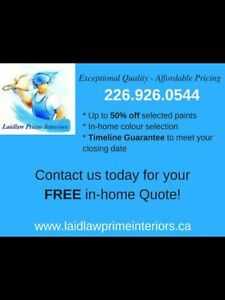 ★ ✰ Professional Interior Painting ✰ ★ Book Today!☎️ 2269260544