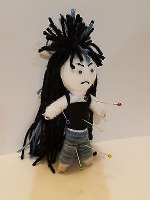 Karma Keepers® Authentic Voodoo Doll Bitchy Betty Real 7 pins guide new orleans -