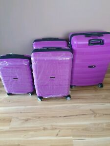 Flylite suitcases