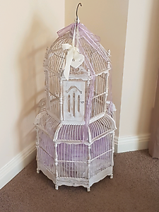 Decorative bird cage/ wishing well Cronulla Sutherland Area Preview