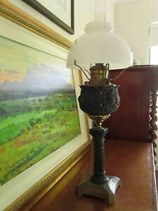 A very rare ornate banquet kerosene lamp Nedlands Nedlands Area Preview