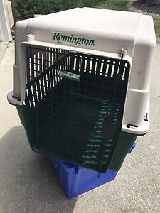 Remington animal carrier