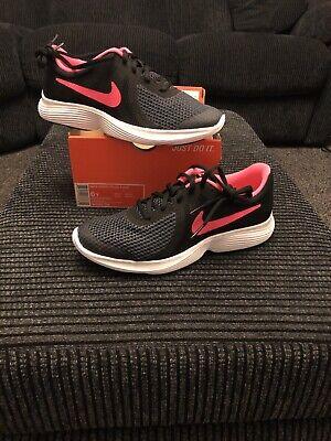 nike revolution 4 Uk 4.5 EU 37.5 Women's Running Trainers