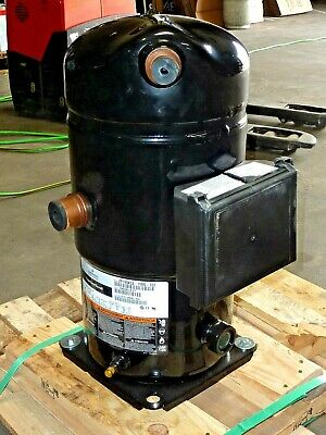 New Copeland Scroll Compressor Zp180kce-twd-722 460v 3 Phase Poe Oil Sealed
