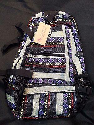 Multi Purpose Aurorae Yoga Mat Sling Backpack or Cross Body Sport Backpack  NEW bdcf7b911a306