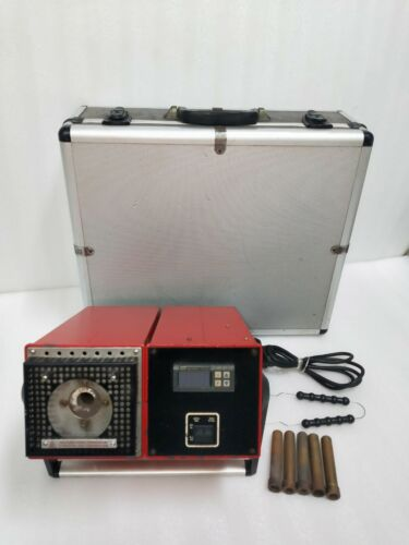 SIKA ELECTRONIC TP18600 DRY BLOCK TEMPERATURE CALIBRATOR AMBIENT TO 600C
