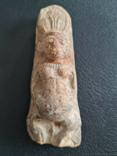 Egyptia Egypt Amulet of the God Thoth as a Seated Baboon-Late Period, Dynasties
