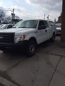 2011ford F150  EXT 4x4