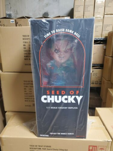 SEED OF CHUCKY - CHUCKY DOLL by Trick or Treat Studios