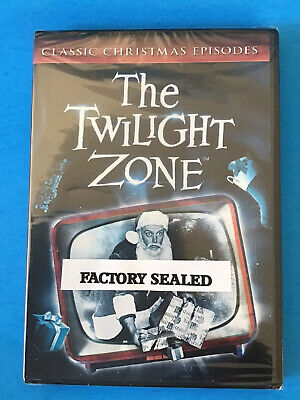 The Twilight Zone Classic Christmas Episodes DVD FACTORY SEALED ()