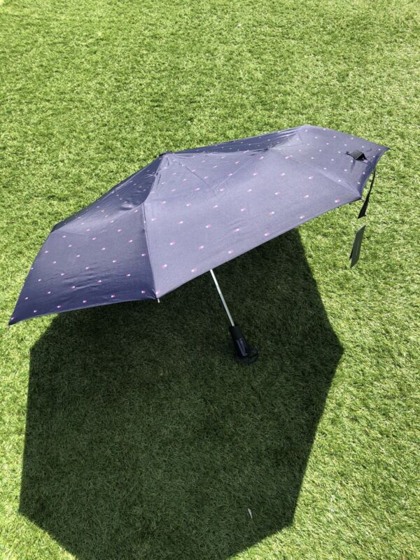 Tommy hilfiger Umbrella. Automatic, Blue NWT