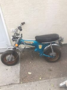 Wanted Honda mini bikes