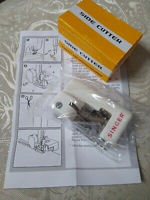 Singer Side Cutter For Zig Zag Sewing Machine CY-9000L New In Box