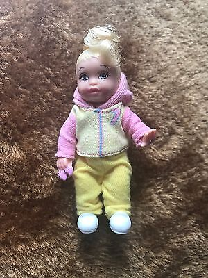 Mattel Barbie Happy Family Neighborhood Toddler Nikki