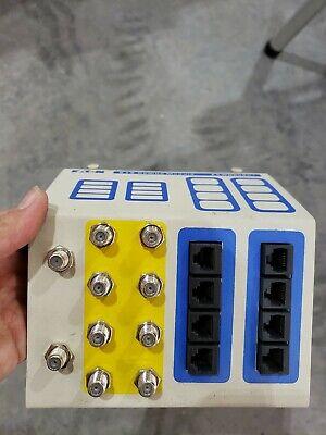 8 Video-splitter Modul (*NEW* Eaton ESWD80801 Video 8x8 Combo Module 8 way splitter  5mhz-1ghz)