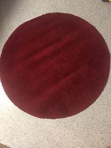 Red and blue rugs (sold together or seperate) $20 Wavell Heights Brisbane North East Preview