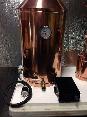 StillZ 20 Gallon Electric Moonshine Still Copper Still 20 oz.Copper 220 or 110 V