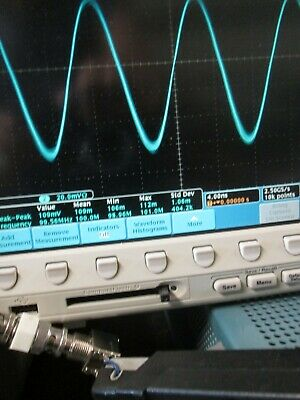 Oscilloscope Current Probe System Acdc 50a Pk 50mhz Bw Works Tektronix Am503s