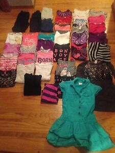 Girls size 7/8 clothes!