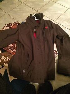 Abercrombie & Fitch Coat Large