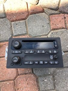 Gmc chevy factory Car stereo from 2007 classic  pick up truck