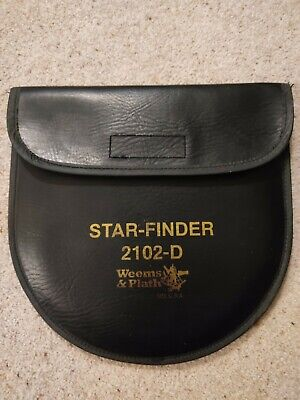Vintage STAR-FINDER 2102-D