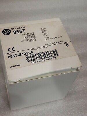 Allen Bradley 855t-b10tl6 -new-