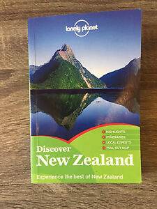 Lonely Planet New Zealand Erina Gosford Area Preview