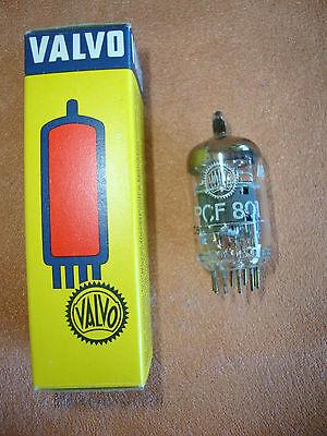 Elektronik Röhre PCF 801 Elektronenröhre Valvo  2613