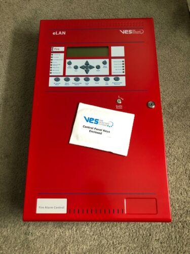 VES  Fire Detection System eLan VF1100-10