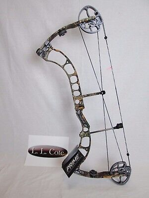 G5 Prime Ion Right Hand Compound Bow Xtra Camo 28